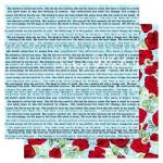 Бумага плотная двусторонняя Truth, Christy Tomlinson, Pink Paislee