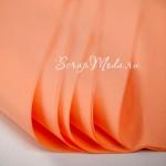Бумага Тишью, Оранжевая, мягкая, 660х500 мм., цена за 1 лист., BU001147