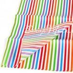 Бумага Тишью, Цветные полоски, мягкая, 660х500 мм., цена за 1 лист., BU001433