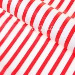 Бумага Тишью, Полоска красная, мягкая, 660х500 мм., цена за 1 лист., BU001452