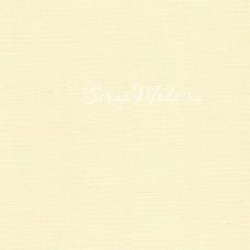 Кардсток текстурированный Кремовый, 305x305 мм., плотность 216 г/м, BU001455