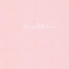Кардсток текстурированный Шебби-Розовый, 305x305 мм., плотность 216 г/м, Fleur Design, BU001458