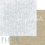 Лист бумаги двусторонний Ридотто, коллекция Джентиль, 30х30, плотность 190 гр, BU001478