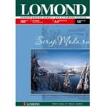 Дизайнерская бумага  для печати Lomond, белая, односторонняя, матовая, размер А4, цена за 1 лист. Lomond, BU001565