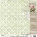 Лист Очарование, односторонняя бумага, коллекция Дыхание весны, Mona Design, BU001698