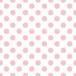Ацетатный лист Pink Foil Dots, 30х30 см, Paper House, BU001726