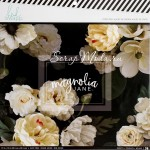 Набор бумаги Magnolia Jane, 30,5x30,5 см., в наборе 18 односторонних листов, Heidi Swapp, BU001766
