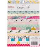 Набор бумаги Caruosel, 15x20 см., Crate Paper, BU001783