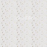 Ацетатный лист Звезды Gold Foil star On, 30,5x30,5 см., American Crafts, BU001785