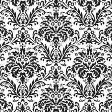 Ацетатный лист Champagne-After Five Collection, 30,5x30,5 см., прозрачный лист с чёрным узором, Kaiser crafts, BU001904