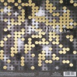 Бумага с голографическим тиснением «Танцуй», размер 15,5х15,5см, 250 г/м, АртУзор, BU001923