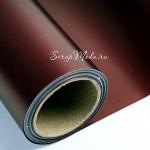 Виниловая пленка Шоколад, размер 25x25 мм., матовая. BU001972