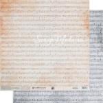 Бумага двусторонняя Симфония, размер 30,5х32 см, 180 г/м, Арт Узор, BU002138