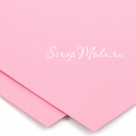 Кардсток Розовый, гладкий, размер 30х30 см., 160 г/м, Арт Узор, BU002166