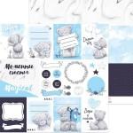 Бумага двусторонняя  Me To You Мечты, размер 30,5х32 см, 180 г/м, Арт Узор, BU002198