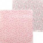 Бумага двусторонняя Цветочная салфетка, размер 30,5х30,5 см, 180 г/м, Арт Узор, BU002224