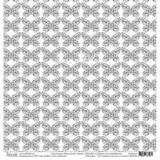 Односторонняя бумага Бабочки, коллекция Нарисуй мне любовь, размер 30.5х30.5 см, Polkadot, DA000126