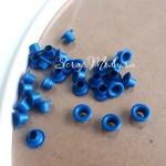 Люверсы Mini Синие, 30 шт., 3 мм., DA000367