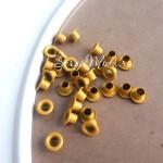 Люверсы Mini Жёлтые, 30 шт., 3 мм., DA000368