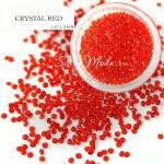 Микро Кристаллы красные, 11 гр., в пластиковом боксе, DA000395