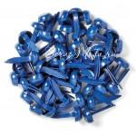 Брадс Синий, длина 9 мм., шляпка 4 мм, 20 шт., DA000488