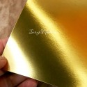 "Кардсток ""Зеркальное золото"", размер 30x30 см., Jen Hadfield, Pebbles, DA000506"