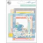Высечки рамочки Simple&sweet , в наборе 6 рамочек, размер 10х11 см, Pink fresh Studio. DA000570