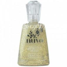 Клей с глиттером - Aztec Gold - Glitter Accents - Nuvo - Tonic Studios, DA000596