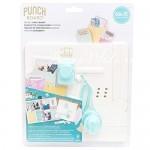 Доска для изготовления пакетов Journal Pocket Punch Board. We R Memory Keepers. DA000674