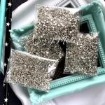 Камушки для шейкера, цвет:серебро, размер 1 и 2 мм., 10-15 гр. DA000730