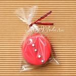 Пакетик для упаковки сладостей, и для упаковки ваших открыточек, прозрачный полиэтилен, размер 18х20 см., цена за 1 шт.,  HR000048