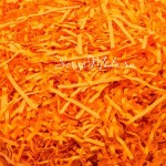 Наполнитель бумажный Оранжевый, 25 грамм., HR000096