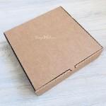 "Коробка крафт,"" 25х25х40 мм., плотность 200г/м2. HR000103"