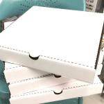 "Коробка Белый крафт,"" 330х330х50 мм., плотность 200г/м2. HR000106"