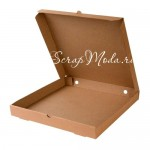Коробка Крафт 190х190х40 мм. HR000067