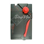 Доска для создания подарочной коробочки- Gift Box Punch Board. We R Memory Keepers  IN000369