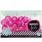 Запасные лампочки для гирлянды, цвет pink, 24 шт., American Craft, IN000392