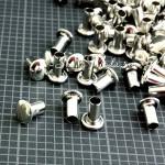 Клёпки металические для кольцевого механизма, 4 шт., IN000413