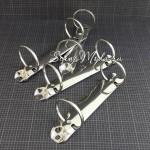 Кольцевой механизм, 2 кольца, 123 мм. длина, диаметр колец 30 мм., IN000425