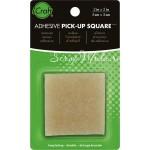Стерка для удаления клея Adhesive Pick-Up, размер 5х5 см. IN000491