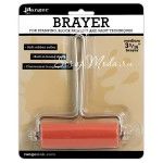 Ролик резиновый Ranger Inky Roller Brayer, Medium 3-5\16 , IN000539