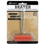 Mini Ролик резиновый Inky Roller Brayer, small 2-1\4, Ranger, IN000540