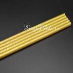 Клей для малых клеевых пистолетов GOLD, диаметр 7 мм, длина 30 см., IN000623