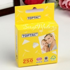 Уголки для фотографий Прозрачные Fotografia самоклеющиеся, размер 10 мм., 250 штук, IN000751