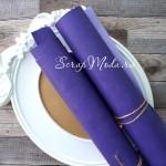 Кожзам Фиолетовый, отрез размером 33х70 см(+/- 1см), KZ000074