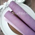 Переплётный кожзам матовый (экокожа), текстур:матовый, розово-сиреневый, цена за отрез: 35х100 см, тонкий, толщина 1 мм. KZ000517