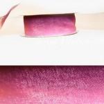 Лента капроновая 393, Сиреневый перелив в фиолетовый цвет, размер 25 мм, цена за 1 метр