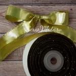 Лента металлизированная Gold, 20 мм, цена за 1 метр, LE000465