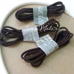Резинка шоколадная, круглая, диаметр 2,5 мм., цена за 1 метр, LE000513