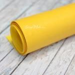 Переплётный кожзам матовый (экокожа), текстура:матовый, Кукурузный, цена за отрез: 33х70 см, тонкий, толщина 1 мм. LI000014